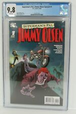 Superman's Pal, Jimmy Olsen Special #1 (2008) One-Shot CGC 9.8 A112