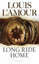 Long Ride Home by Louis L'Amour (1998, Paperback)free ship** bargain priced*****