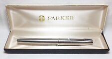 Parker 61 Flighter Fountain Pen Capillary Filler Unused..Never Filled Fine Nib