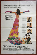 Poster American Mahogany Billy Dee Williams Dina Ross Anthony Perkins
