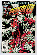 DAREDEVIL #180 9.2 HIGH GRADE MILLER 1982 OFF-WHITE PAGES B