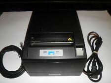 Citizen CT-S4000 Monochrome Thermal POS Receipt Printer Ethernet USB w power cor