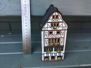 Tealight House Handmade