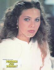 ORNELLA MUTI PERSONNE N'EST PARFAIT !1983 VINTAGE PHOTO LOBBY CARD #2