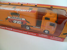 CAMION MERCEDES ACTROS TEAM REPSOL HONDA TRUCK 2010 ~  NEUF