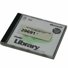 More details for microsoft msdn library april 2000 from windows - used