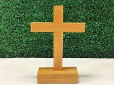 Wooden Cross 6 Inch Christian Faith Religion Christianity