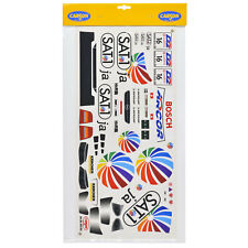 Decal Sheets 1:10 Vauxhall Astra V8 Coupe SAT 1 DTM Sticker Decor Carson 69185