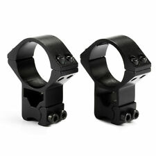 30mm ring 11mm dovetail rail mounts high profile for rifle scope hunting mount