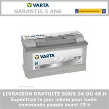 Silver Dynamic Varta H3 Batterie de Voiture 12V 100Ah 830A 600402083 353x175x190
