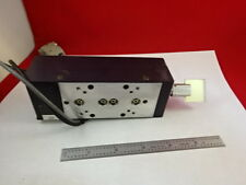 GALVO MIRROR OPTICAL LASER OPTICS AS PICTURED &Z7-12