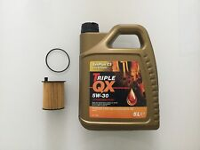 FITS CITROEN C4 & PICASSO 2004-2018 1.6 HDi DIESEL ENGINE OIL & OIL FILTER