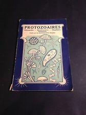 Sciences - Naturalistes belges - Les protozoaires - 14 planches hors texte - B15