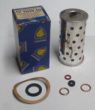 Peugeot 203+403+404+J7+Q3A+Q4A+D3A Ölfilter ( papier ) essence . 1109.10