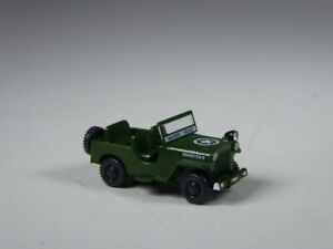 Wiking Sondermodell US Army Jeep Military Police