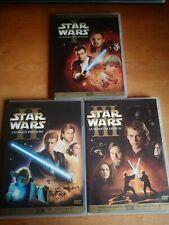 Star wars trilogia thx doppio disco 6 dvd I II III