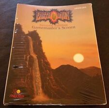 EARTHDAWN 2nd Edition RPG Gamemaster's Screen LRGED-203 Role-Playing NEW Sealed!
