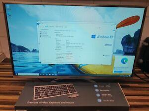 Medion Akoya Intel Core i5 8GB RAM 256GB SSD + 2TB HDD 23.8 Inch All in One PC