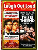 The Interview / This Is the End (The Laugh Out Loud Double Feature) - VERY GOOD