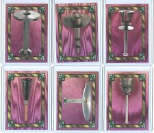 RARE ~ COMPLETE 1996 CENTENNIAL OLYMPIC GAMES ~ DUFEX ~ TORCH CARD SET (12)