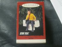 Hallmark 1995 Captain Kirk Star Trek Keepsake Ornament