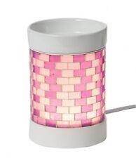 Yankee Candle Glitter Glow ELECTRIC TART WARMER MELT BURNER UK Pink
