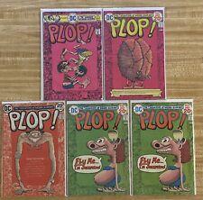 PLOP #1 TO #16 - DC 1973 - BASIL WOLVERTON - COMEDY COMICS