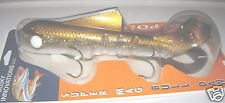 "15"" Super Magnum Bull  Dawg Pounder Musky Innovations UV Walleye Brown Tail New"