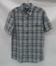 Patagonia Plaids & Checks Regular L Casual Shirts for Men