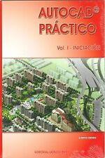 (12).AUTOCAD PRACTICO.(I).INICIACION.. ENVÍO URGENTE (ESPAÑA)