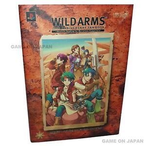 Wild Arms 10th Anniversary Fan Art Illustration Book 2006 Japanese