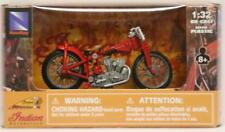 NEWRAY 1:32 DIECAST - MOTORCYCLE INDIAN SCOUT ( 1933 )