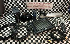 KEYENCE High Speed Camera CV-2100P CA-DDR15 CA-DC100 CV-020 CA-MN80 CA-D5 CV-C3