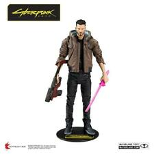 Cyberpunk 2077 Male V Action Figure MCFARLANE TOYS