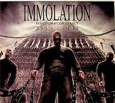 Immolation – Kingdom Of Conspiracy CD (2013 Digipak LTD) Death Metal