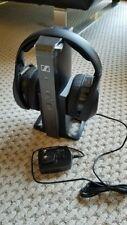 Sennheiser SR175 HDR (175 headset + TR 175 charger) Wireless Headphones Music TV