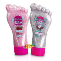 The Foot Factory Exfoliating Foot Scrub Very Berry, Lavender & Chamomile 180ml