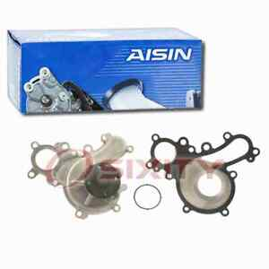AISIN Engine Water Pump for 2008-2017 Toyota Sequoia 5.7L V8 Coolant bk