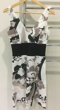 Cooper St Cotton Summer Dress Floral Print Size 8