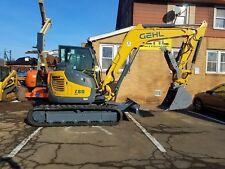 Excavator Gehl Z80 New!