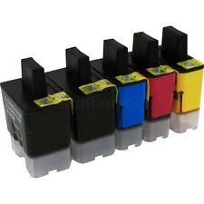 5 Druckerpatronen für Brother LC900 MFC 215 C