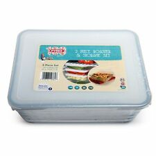 Glass PYREX Bakeware and Ovenware