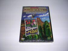 DVD TERRA DI FUORILEGGE JOHN WAYNE COLLECTION SIGILLATO
