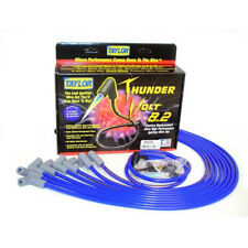 Taylor Spark Plug Wire Set 86629; ThunderVolt 8.2mm Blue 90¡ for Chevy V8