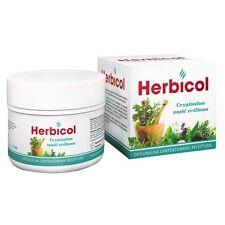 HERBICOL maść roślinna rozgrzewająca przeziębienie kaszel warming herbal cold