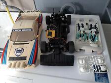 Tamiya ta03 lancia 037 vintage rally