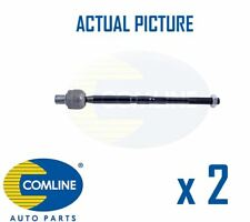 2 x FRONT TIE ROD AXLE JOINT TRACK ROD PAIR COMLINE OE REPLACEMENT CTR3007