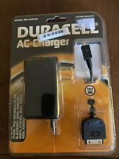 Duracell Ac Charger Big-Dur152 - iPhone iPod Kindle E-Readers Blackberry New