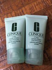 Lot Of 2New Clinique 7 Day Scrub Cream 1 oz Each