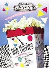 Karaoke - 80's Movies [DVD], Very Good DVD, ,